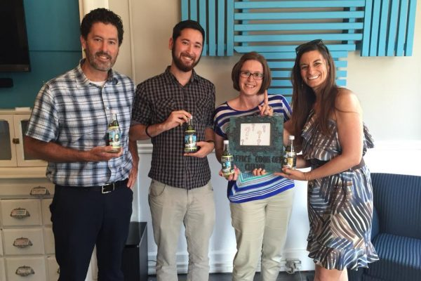 Scooter Media Hopwater Cocktail Competition Winners