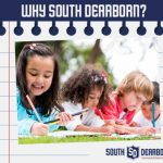 kids coloring, south dearborn school, why south dearborn?