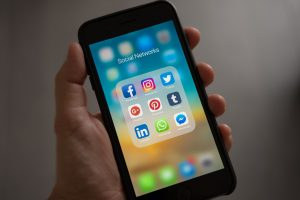 social media - event