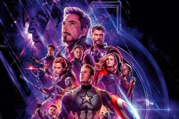 Avengers Promotion Photo