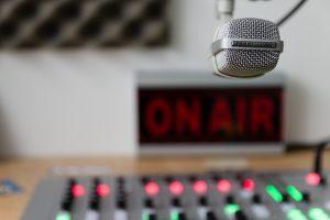 radio station set up