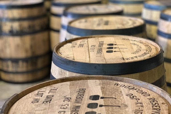 Woodford Bourbon Barrels