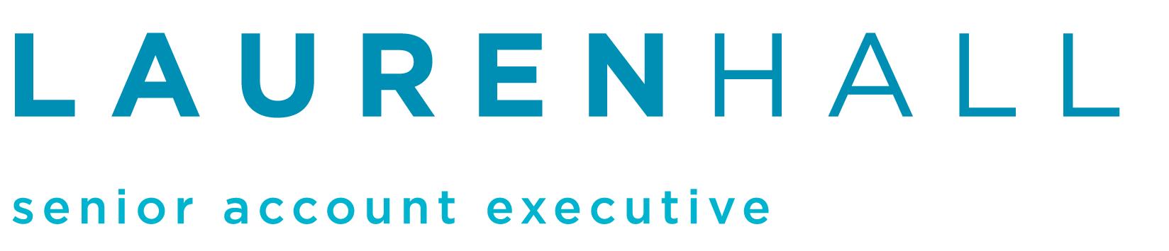 Lauren Hall | Senior Account Executive