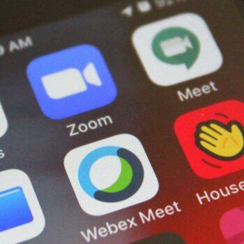 Meeting Apps Screenshot