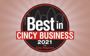 Best in Cincy Business 2021 Logo
