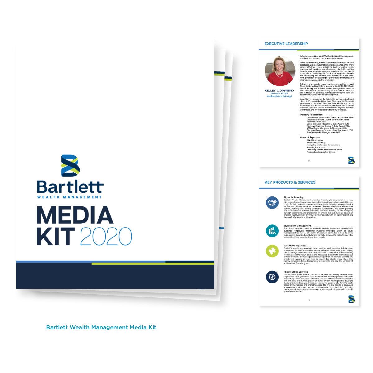 Bartlett Media Kit Graphic