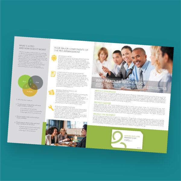 ERIGO: Sales Brochure