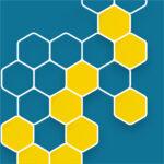 Graphic of honeycomb