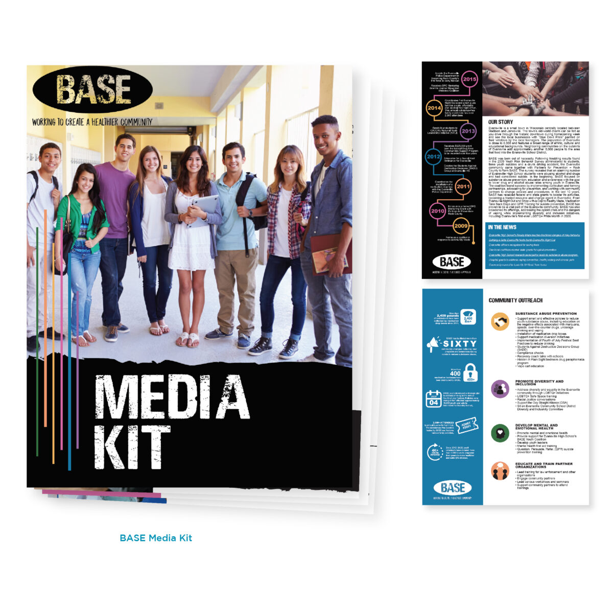 Example of a Media Kit