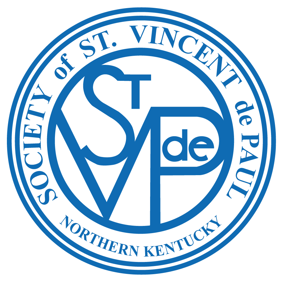 Logo for St. Vincent de Paul