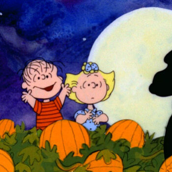 """Screenshot from """"It's the Great Pumpkin, Charlie Brown"""""""